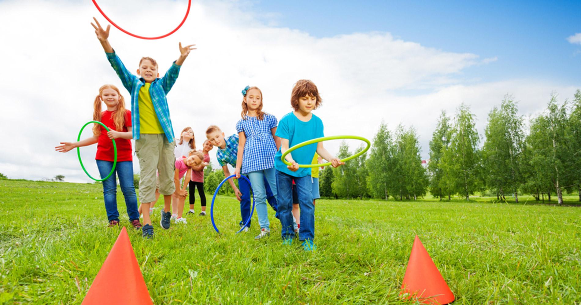 Spatial Awareness for junior children