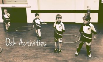 Oak Activities at Busy Bee Day Nursery