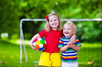 Toddler sport