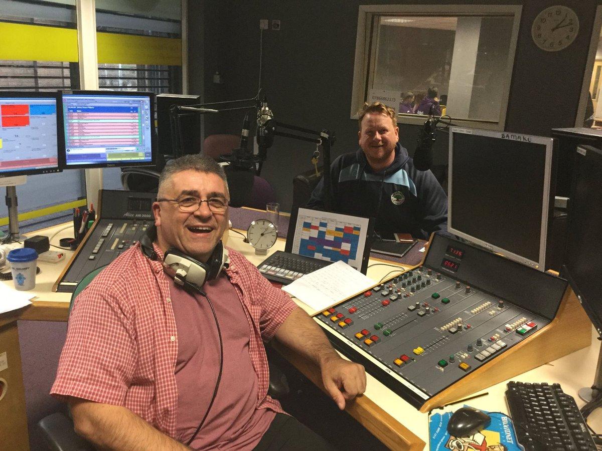 oak activities on th radio